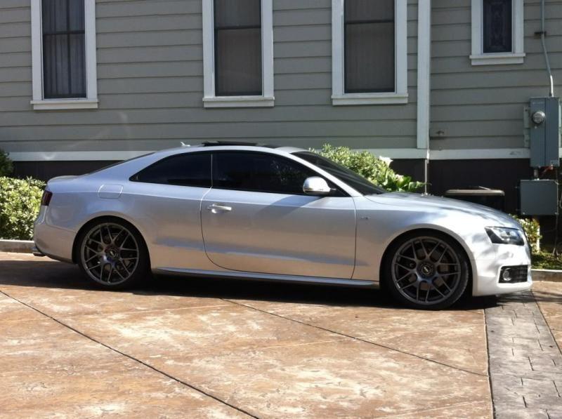 Opinions On Ice Silver Metallic AudiWorld Forums Audi S - Audi forums
