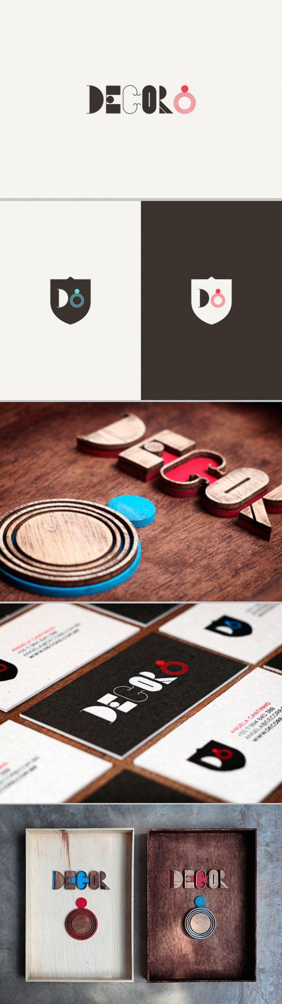 visual identity / decor8