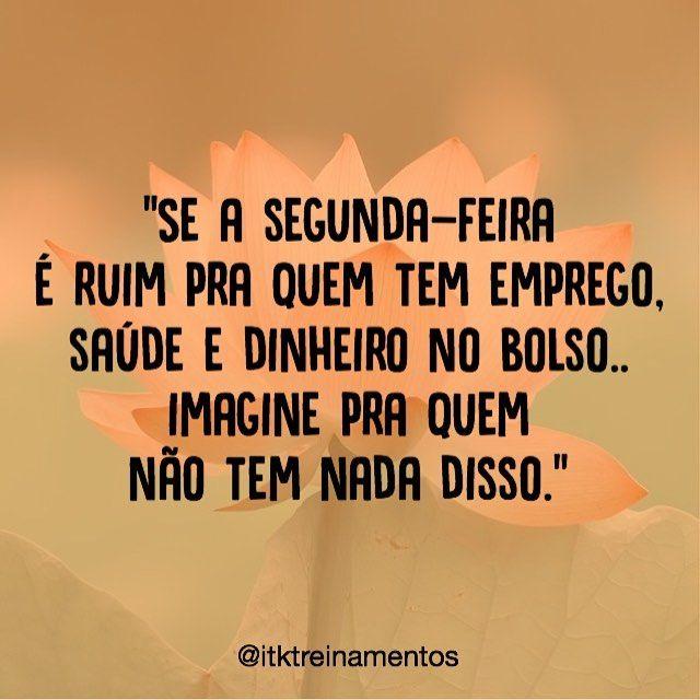 """2,303 curtidas, 27 comentários - ByNina (Carolina Carvalho) (@instabynina) no Instagram: """"Agradeça!  #regram @itktreinamentos  #frases #segundafeira #gratidão #boasemana #itktreinamentos"""""""