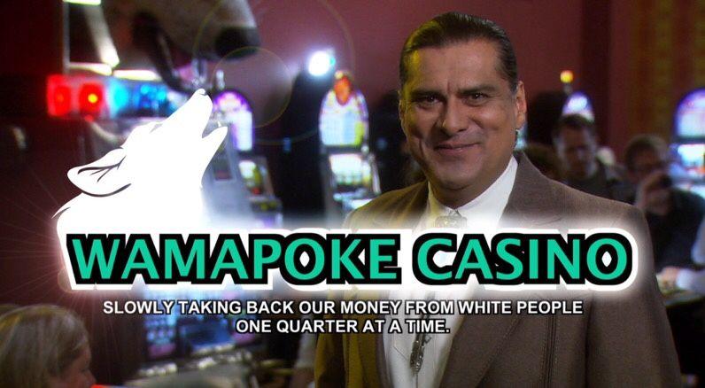 Wamapoke Casino - Parks and Rec