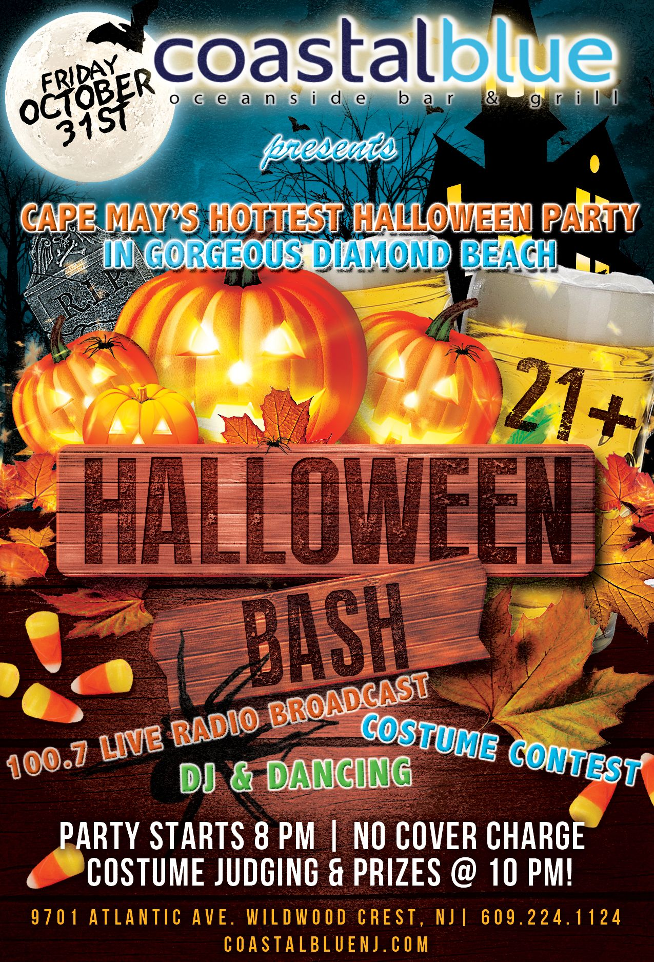 Cape May Halloween.Cape May S Hottest Halloween Party Is Friday October 31st