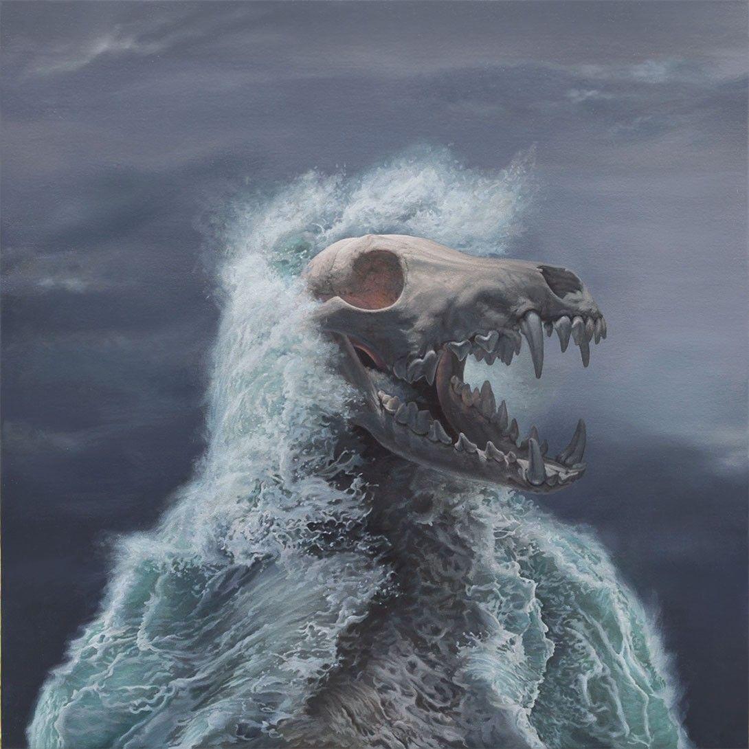 Oil Painter Joel Rea Crafts New, Modern Myths   Art, Surreal art, Artwork