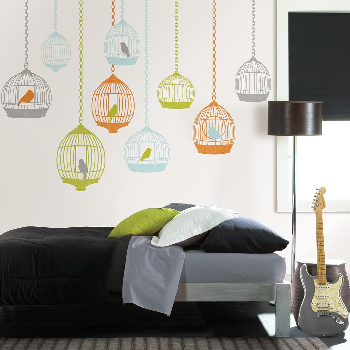 Peel And Stick Wall Decor For Dorms from i.pinimg.com