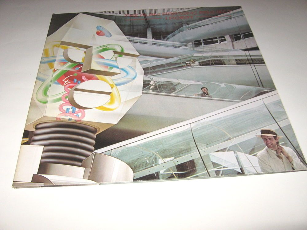 The Alan Parsons Project - I Robot ,record near mint