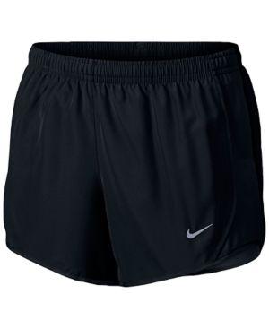 more photos cd2e7 b43f8 Nike Dri-fit Dry Tempo Running Shorts, Big Girls (7-16) - Black XL