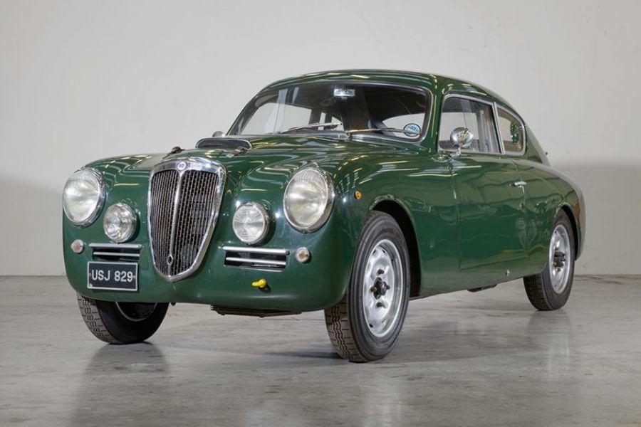 1951 Lancia Aurelia B20 GT | Autos - Jonathan O | Pinterest | Cars