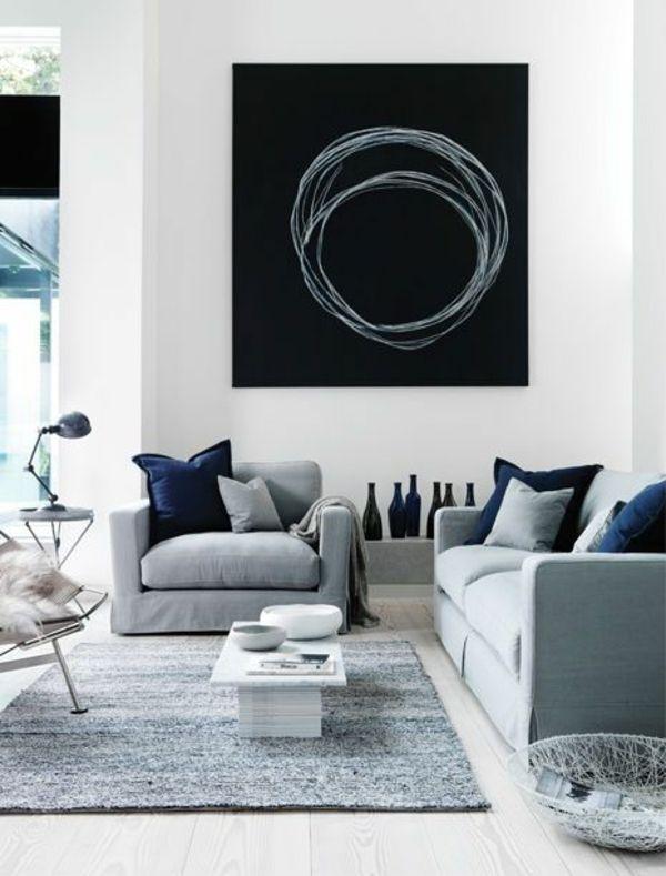 Lieblich Bringen Sie Die Kunst Nach Hause Durch Tolle Wandgestaltung | Pinterest |  Wandfarben, Wandgestaltung Und Schwarz Weiß