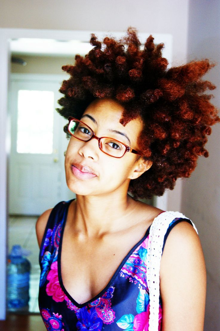 Funky afro naturalhairstyle. Loved by Neno Natural