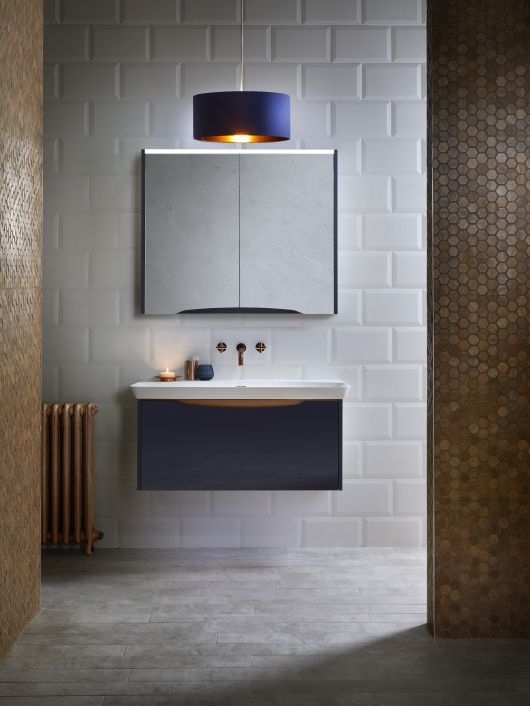Utopia Bathrooms Launches New Lustre Modular Furniture