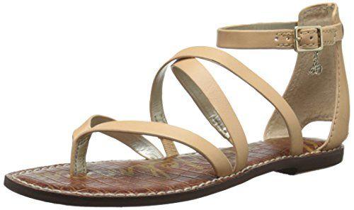 093929e2bb07 Sam Edelman Women s Gilroy Flat Sandal