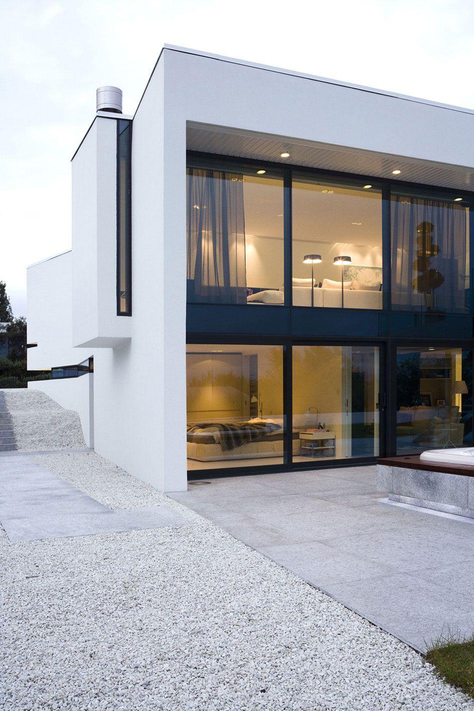 B25 House by PK Arkitektar / Reykjavik, Iceland