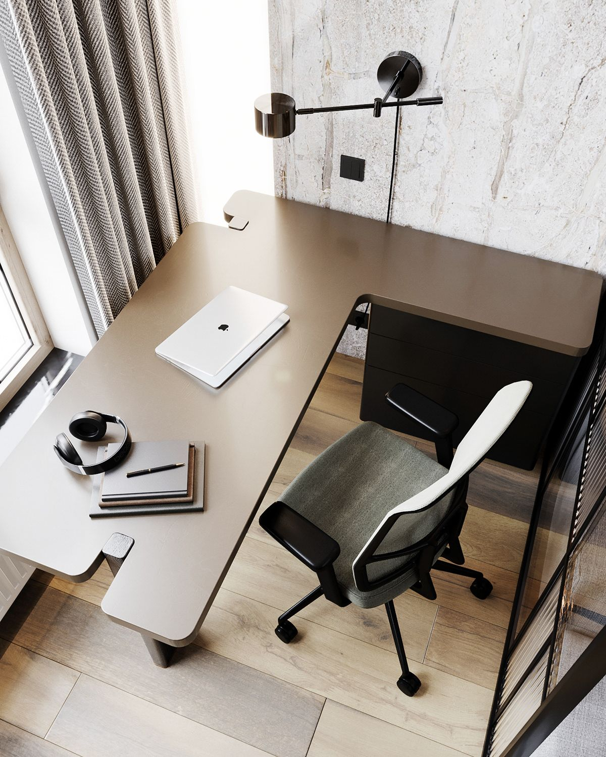Belukha On Behance Contemporary Home Office Furniture Home