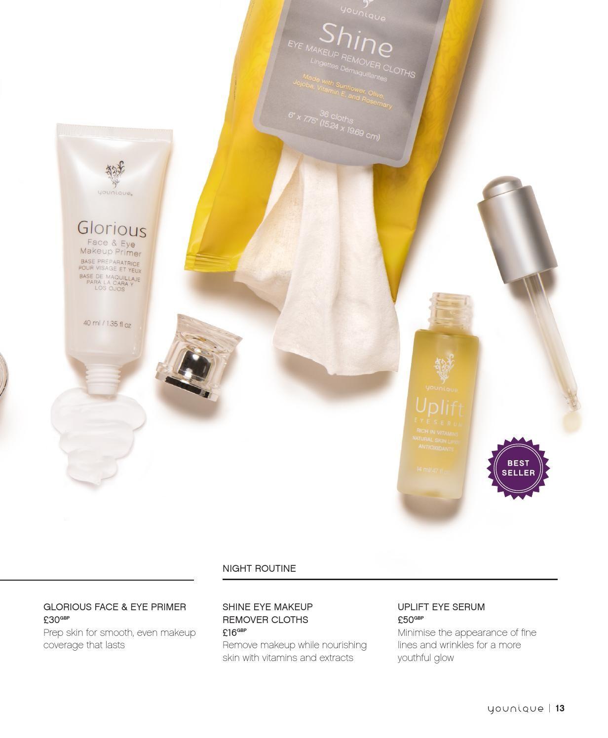Younique Cosmetics & Skin Care Catalog Younique, Uplift