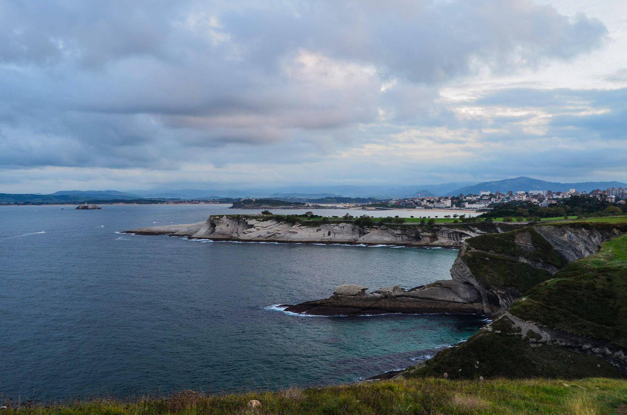 Faro de Cabo Mayor, Santander, Cantabria