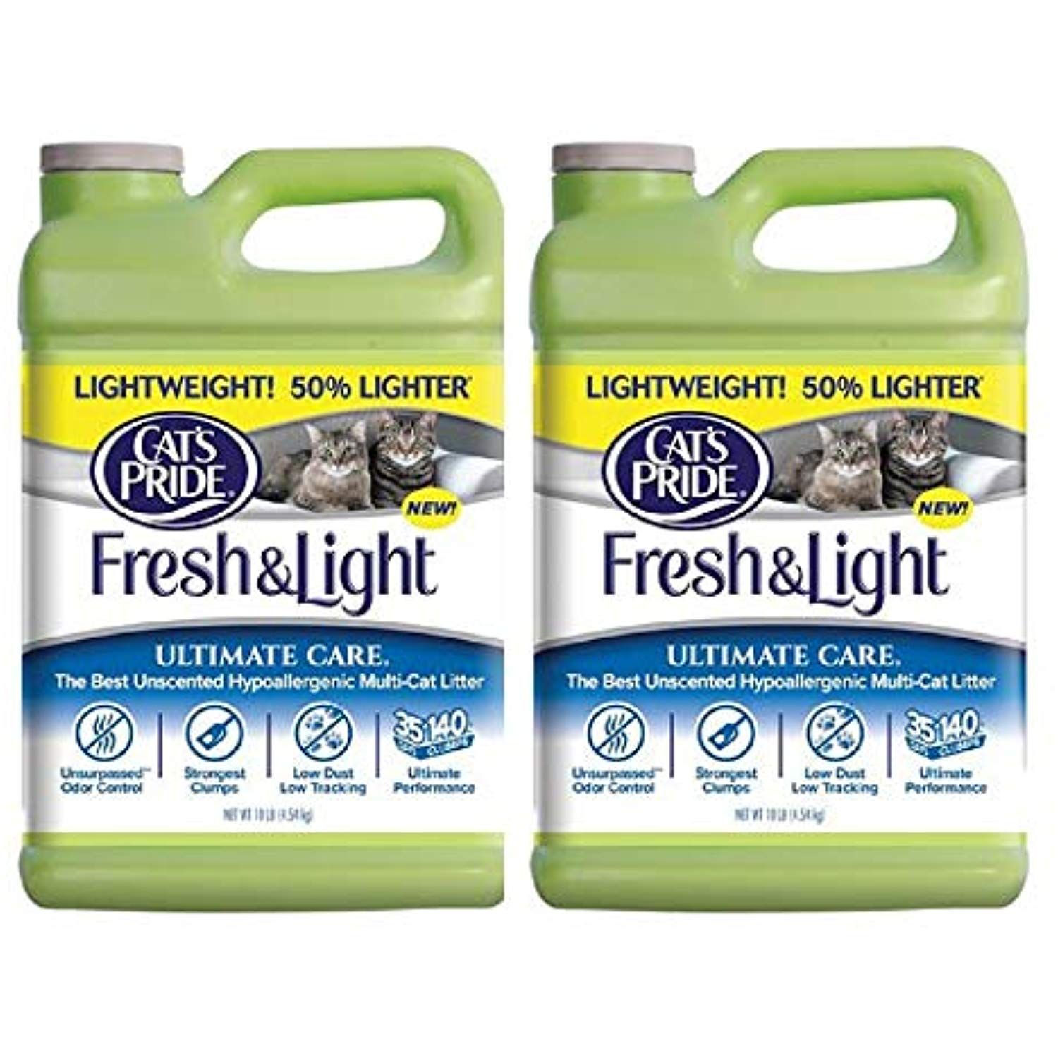 Cat's Pride Fresh Ultimate Care Lightweight Unscented