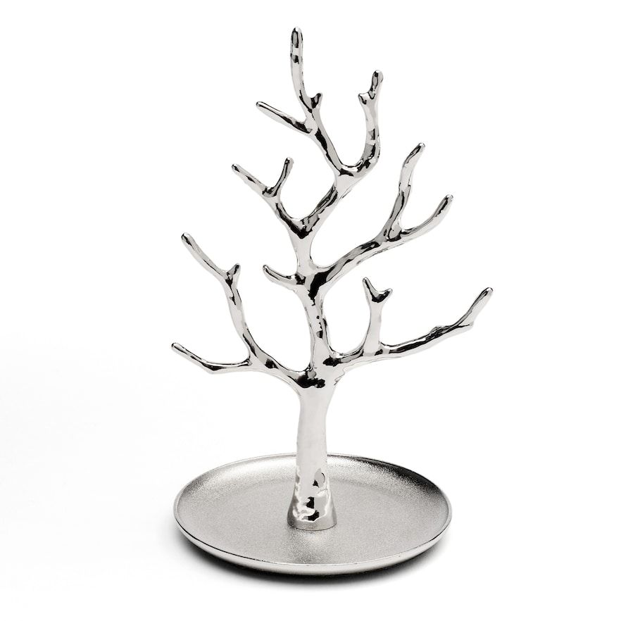 Lc Lauren Conrad Tree Ring Holder Trinket Tray In 2020 How To Make Rings Tree Rings Jewellery Storage