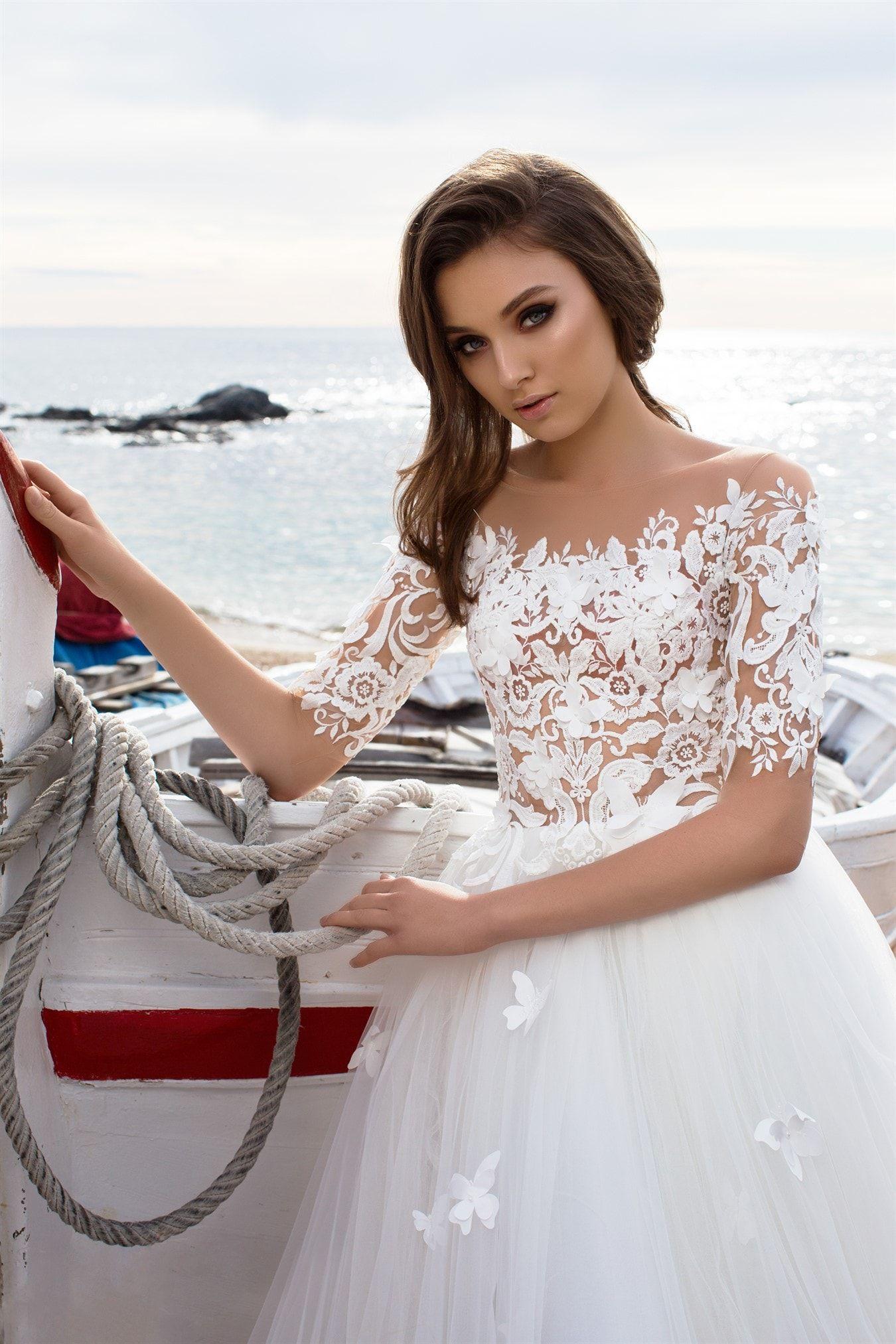d7cb5cf7 Wedding Dresses Stratford Allegresse NANZI - Agbridal.co.uk   A-line ...