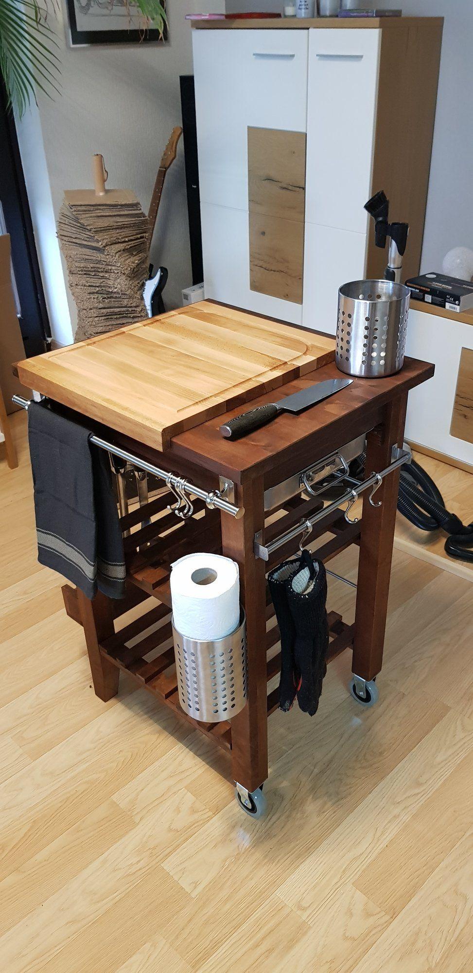 Der Ikea Bekvam Umbau Modding Threadseite 36 Grillforum Und Bbq Www Grillsportverein De Ikea Grill Beistelltisch Ikea Klapptisch