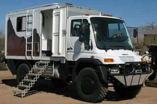 Unimog Camper Unimog Expedition Vehicle Expedition Truck
