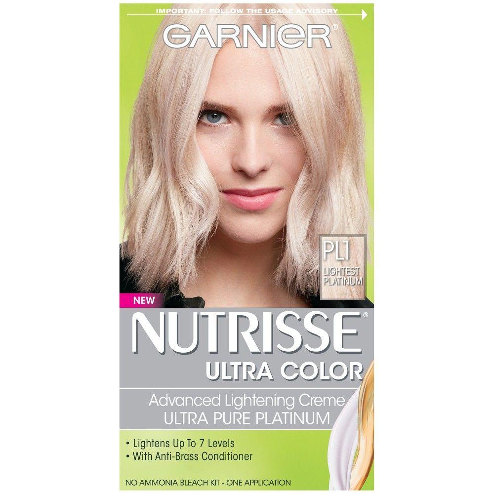Garnier Nutrisse Ultra Color Nourishing Color Creme Dramatically