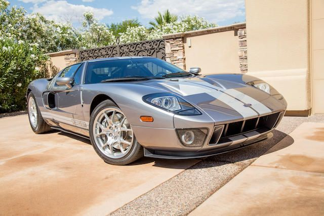 Ford Gt Lease A Fordgt With Premier At Monterey Quaillodgeauction