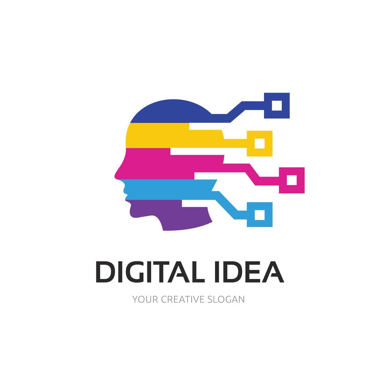 Perfect Digital Media Company Logo Design | Byteknight ...