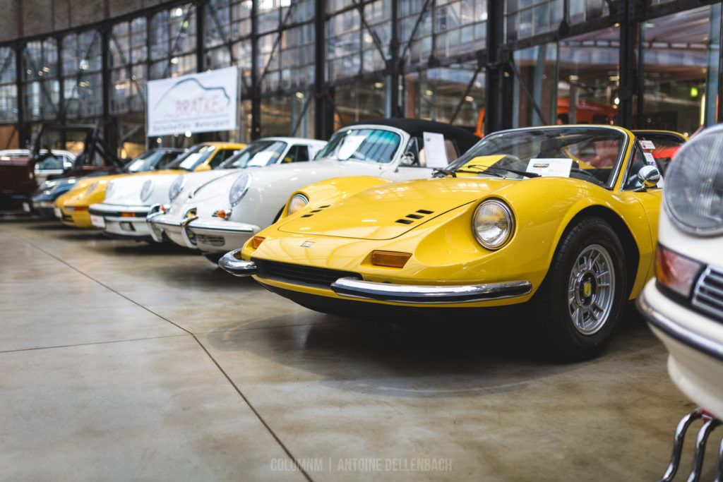Discovering The Classic Car Center At Classic Remise Düsseldorf.