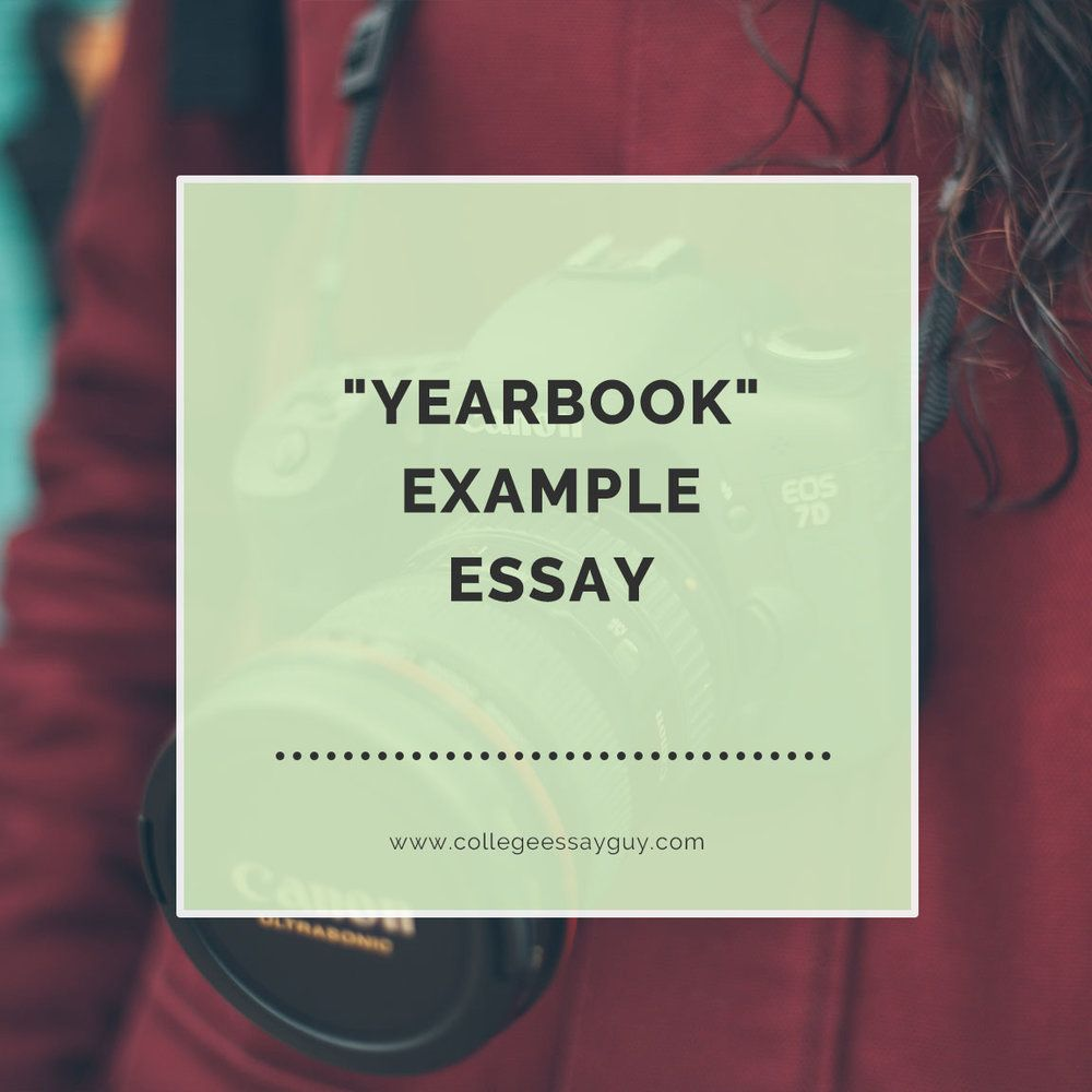 twelve college essay examples that worked 2019