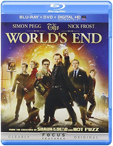 The World's End (Blu-ray + DVD + Digital HD UltraViolet) - Music & Entertainment store