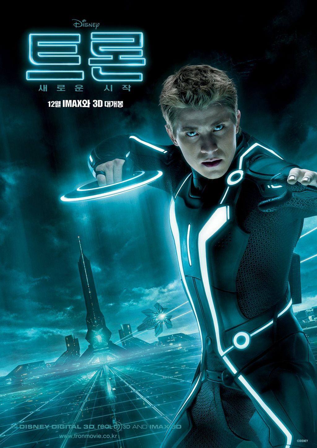 extra large movie poster image for tron legacy (#13 of 26) | movie