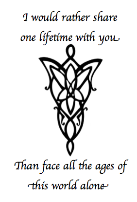 My New Tattoo Idea 3 3 Lotr Arwen Evenstar Il