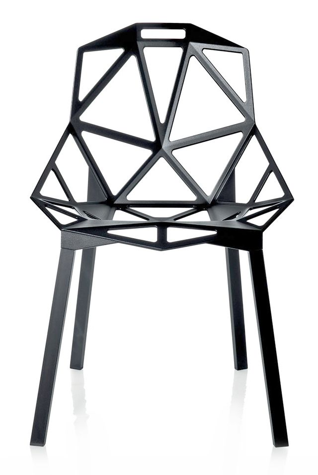 chair one designed by konstantin grcic for magis | chairs ...