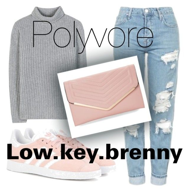 """""""follow me"""" by lowkeybrenny on Polyvore featuring Loro Piana, Topshop, adidas Originals and Sasha"""