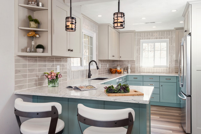 The 2019 U S Houzz Home Report Reveals Median Renovation Spending Amount Payment Methods And More Kitchen Design New Kitchen Cabinets Kitchen Trends