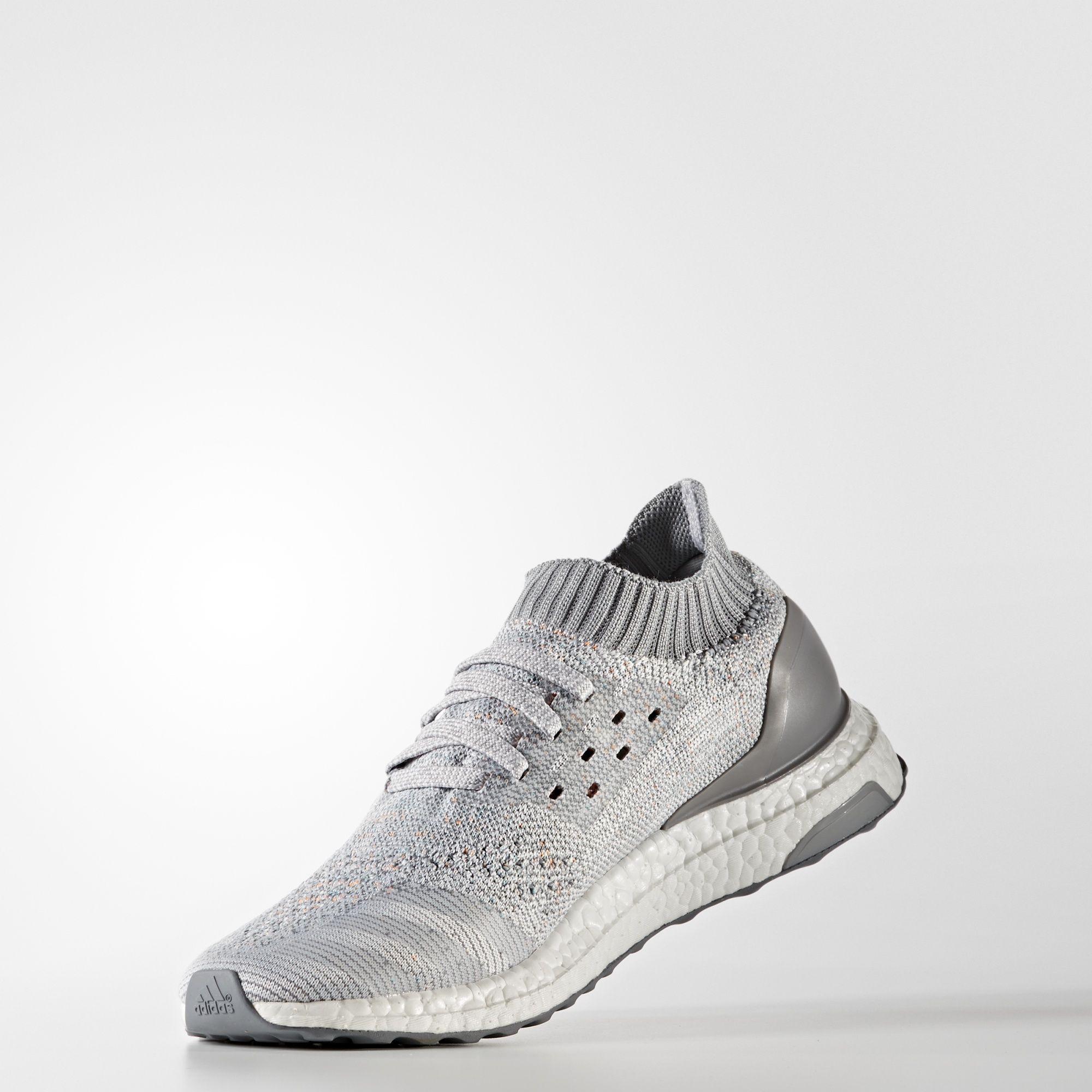 adidas ultra spinta fece uscire le scarpe chiaro grigio / grigio / grigio medio bb4489