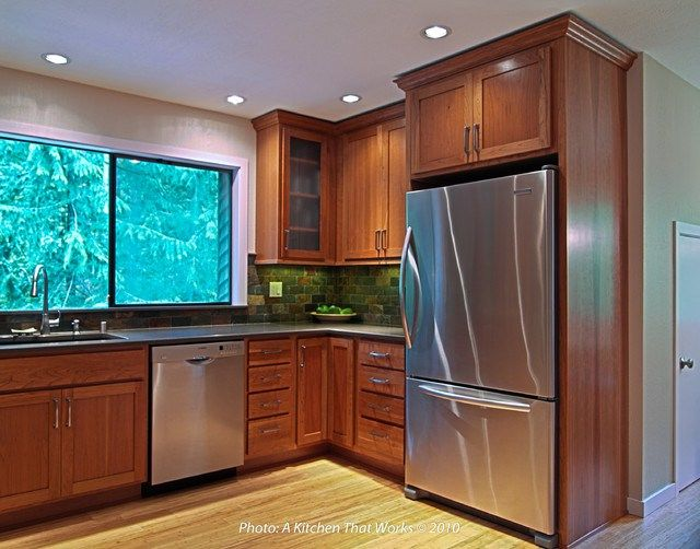 Nw Split Level Kitchen Remodel Contemporary Kitchen Seattle Kitchen Split  Entry Split Foyer Split Level Home Part 90
