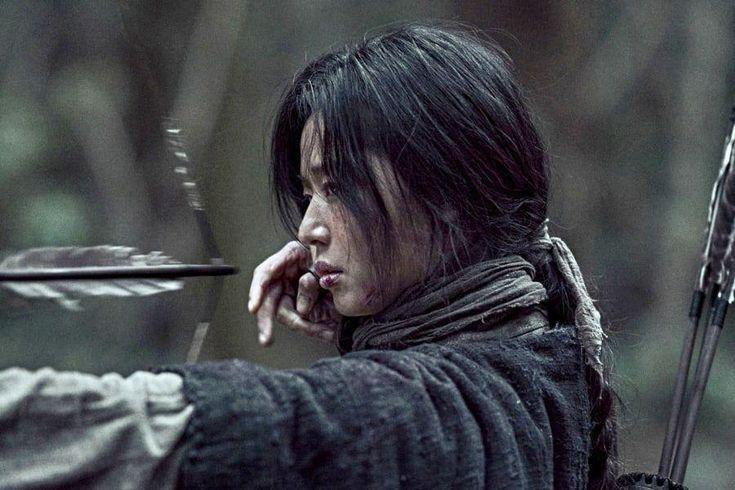 "Jun Ji Hyun Prepares For Battle In ""Kingdom: Ashin Of The North"""