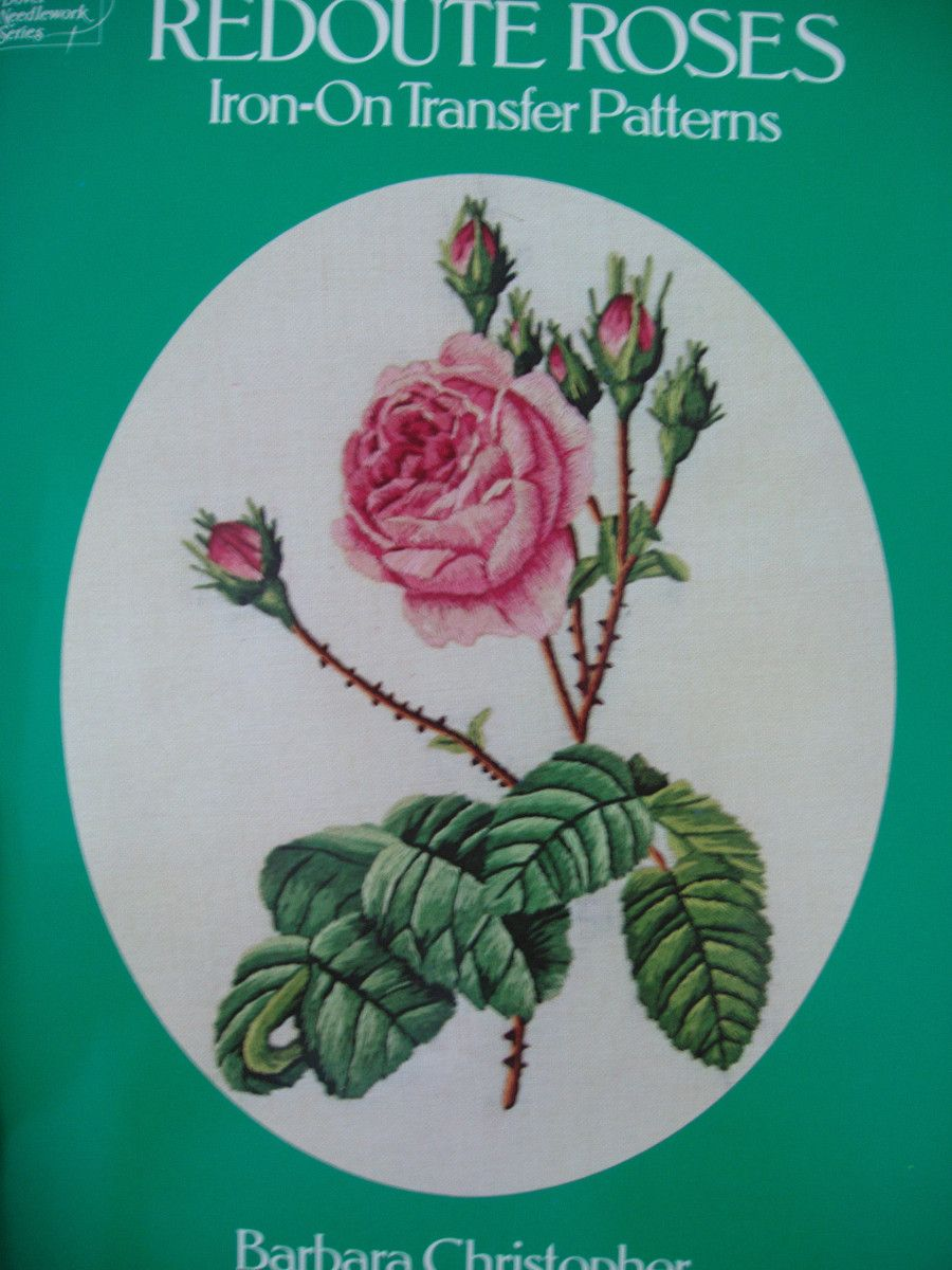 Redouté Roses worksofhandslibrary.wordpress.com/