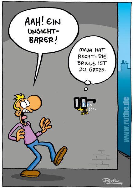 Sehr lustiger Cartoon von Ralph #Ruthe.de #hwg