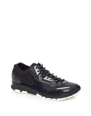 Lanvin MESH CROSS TRAINER, Sneakers Men