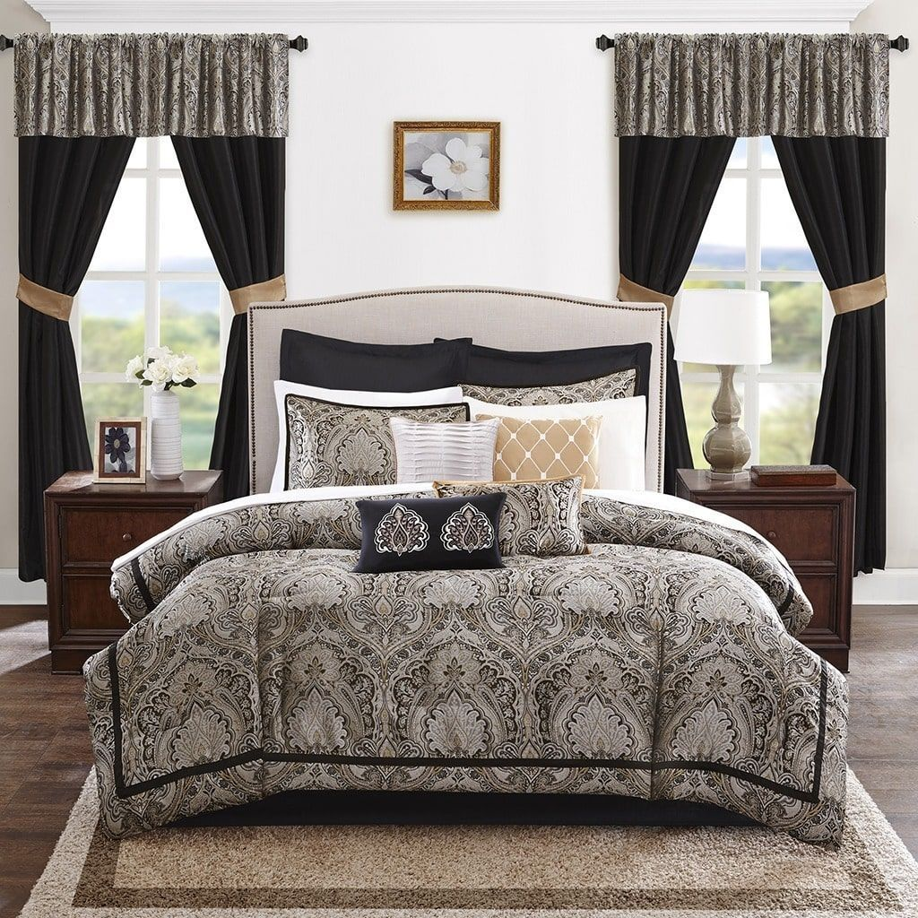 pin in a chic set queen piece bag comforter room less lavender bed home for kyrie