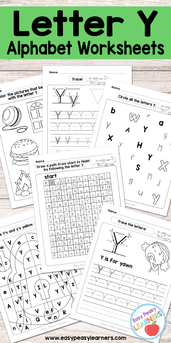 Free Printable Letter Y Worksheets Alphabet Worksheets Series Letter S Worksheets Letter T Worksheets Preschool Letters [ 1400 x 700 Pixel ]