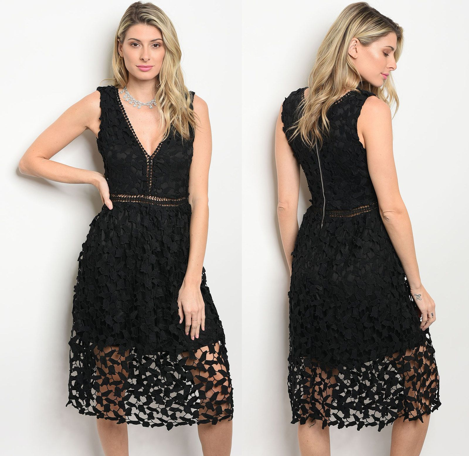 24 Stylish Things No One Will Believe You Got From Walmart Black Party Dresses Party Dress Fashion [ 1557 x 1600 Pixel ]