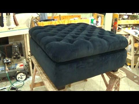 Miraculous Youtube Learn It Earn It Ottoman Decor Storage Inzonedesignstudio Interior Chair Design Inzonedesignstudiocom