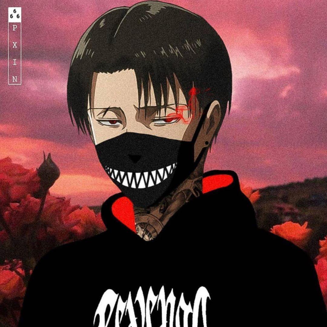 Levi Trash Gang Revenge Anime Wallpaper Anime Gangster Anime Drawings