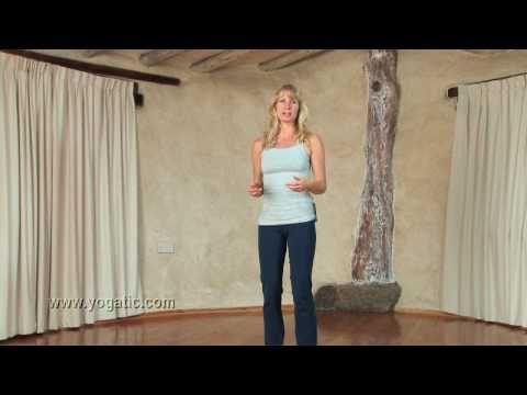 learning yoga mountain pose or tadasana his yoga pose