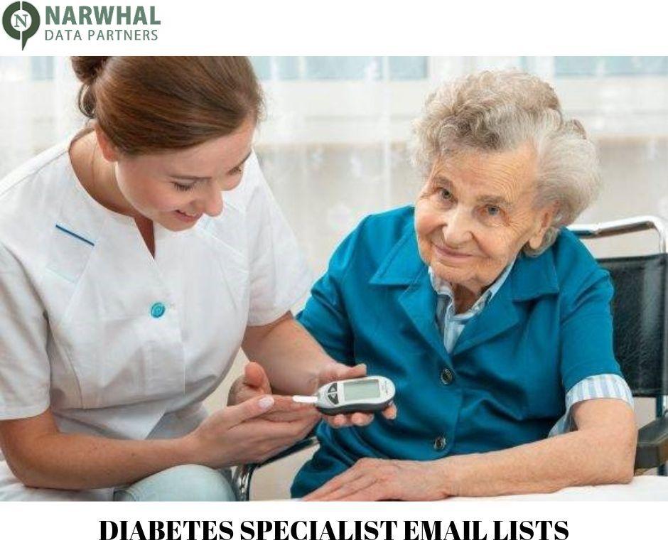 DIABETES SPECIALIST EMAIL LIST Diabetes specialist