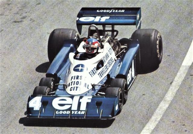 Depailler P34 1977