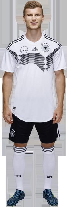 Timo Werner World Cup 2018 Die Mannschaft Deutsche Fussball Bund Fussball Bund Fussball