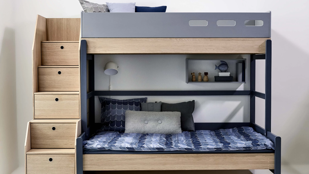 Pin by Ольга Казакова on Детская in 2020 Bunk bed